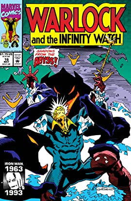 Warlock and the Infinity Watch (1992-1995) No.16
