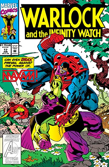 Warlock and the Infinity Watch (1992-1995) #17