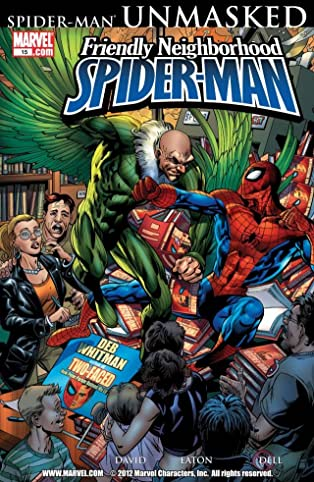 Friendly Neighborhood Spider-Man (2005-2007) #15