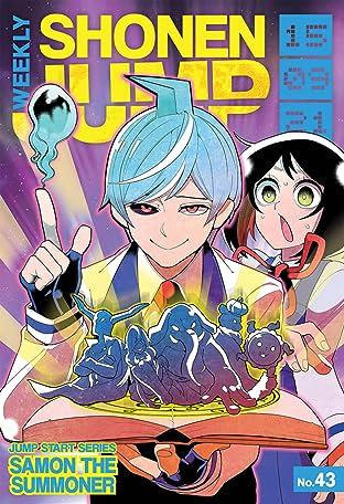Weekly Shonen Jump Vol. 191: 9/21/2015