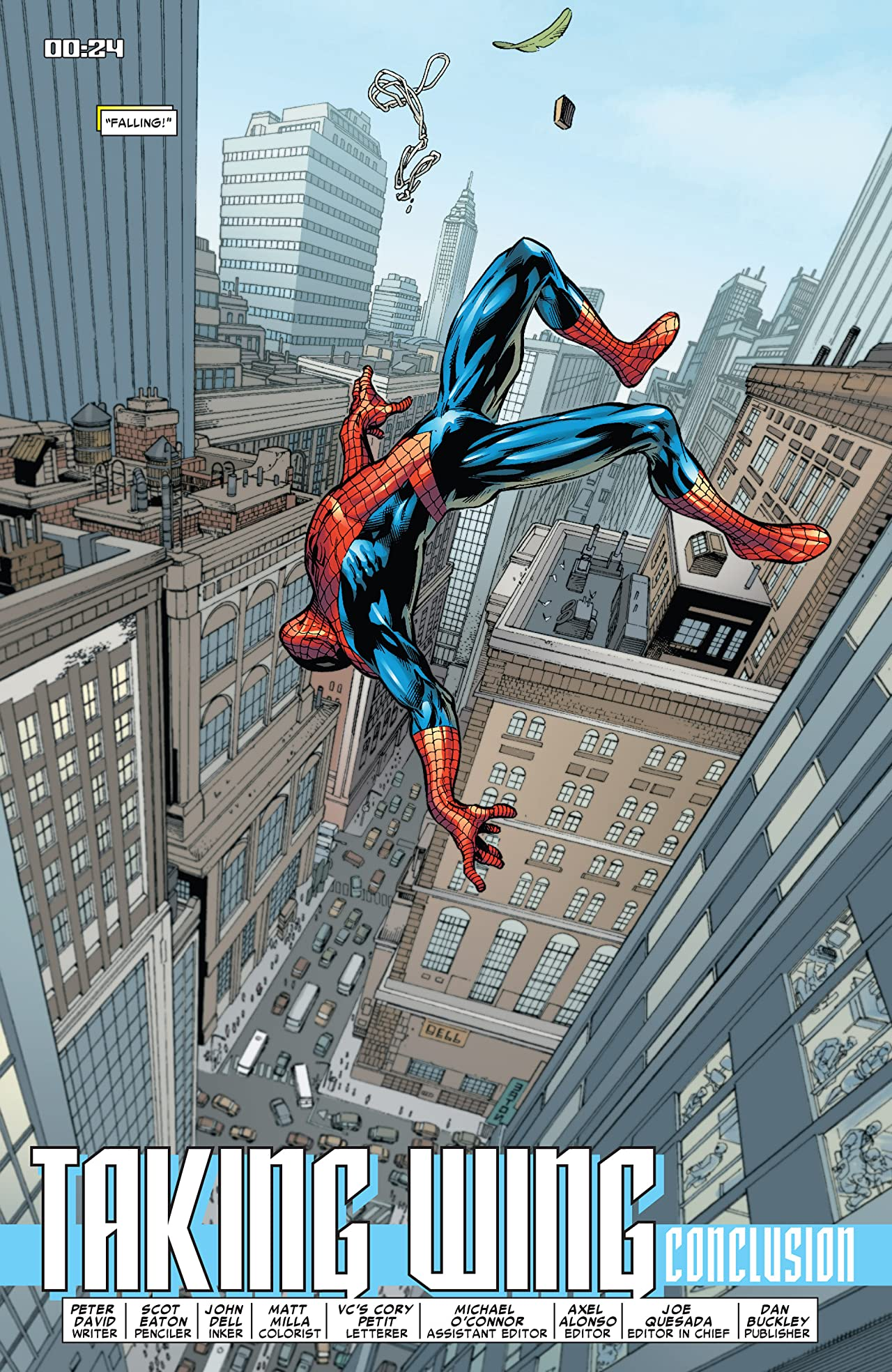 Friendly Neighborhood Spider-Man (2005-2007) #16