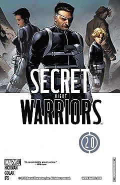 Secret Warriors (2008-2011) #20