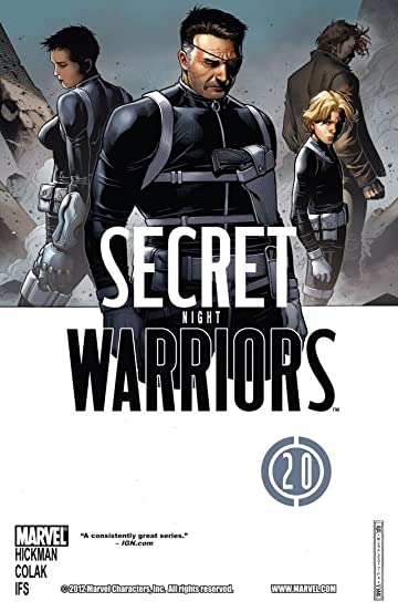 Secret Warriors (2008-2011) #20