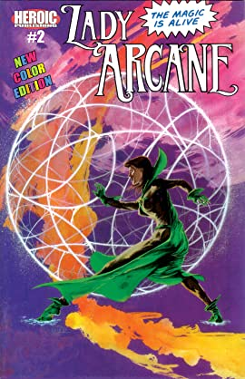 Lady Arcane #2