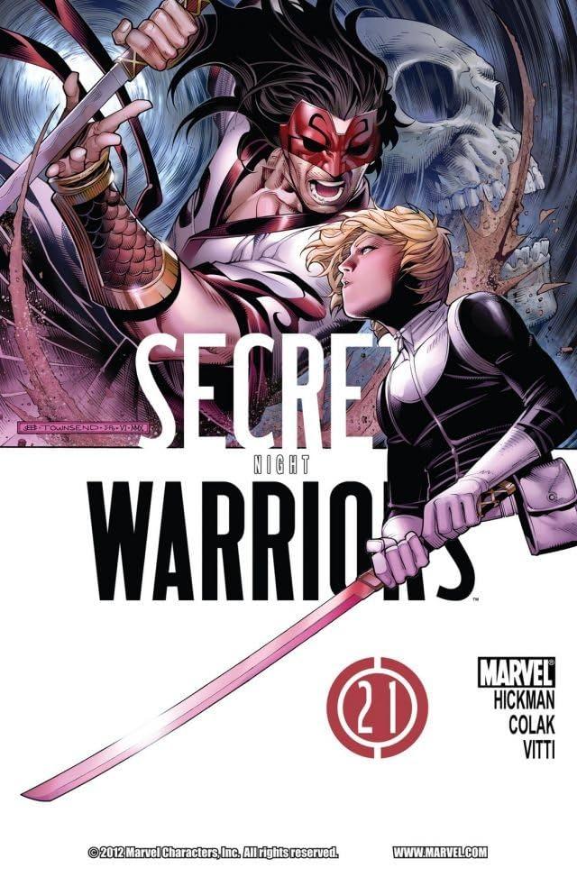 Secret Warriors (2008-2011) #21