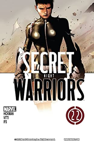 Secret Warriors (2008-2011) No.22