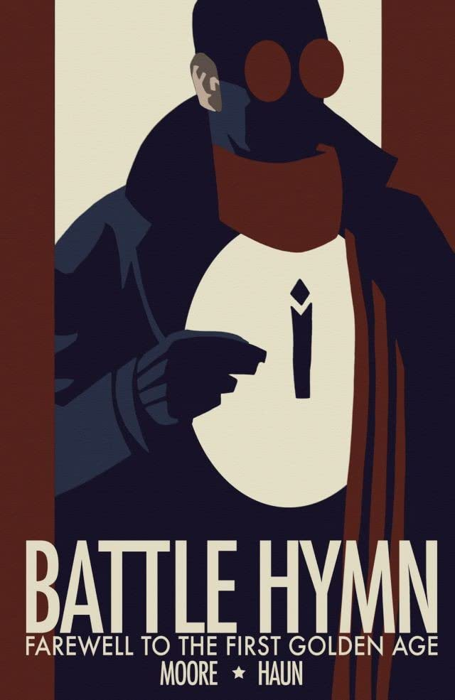 Battle Hymn: Farewell to the First Golden Age