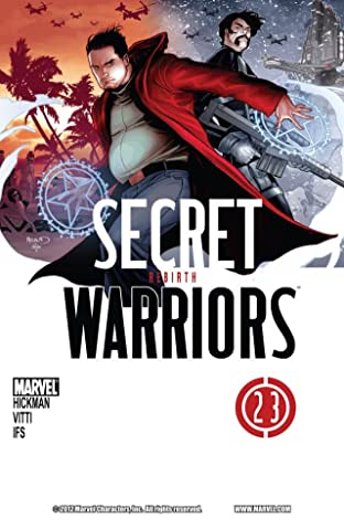 Secret Warriors (2008-2011) #23