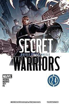 Secret Warriors (2008-2011) #24