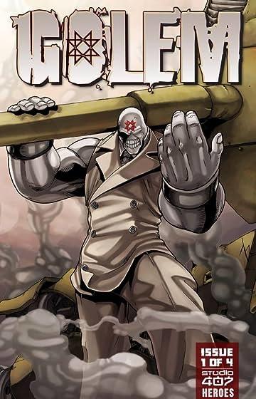 Golem #1 (of 4)