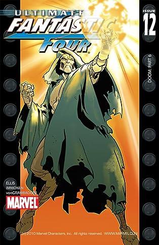 Ultimate Fantastic Four #12
