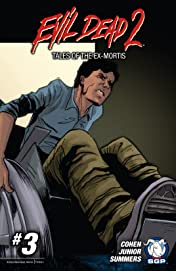 Evil Dead 2: Tales of the Ex-Mortis #3