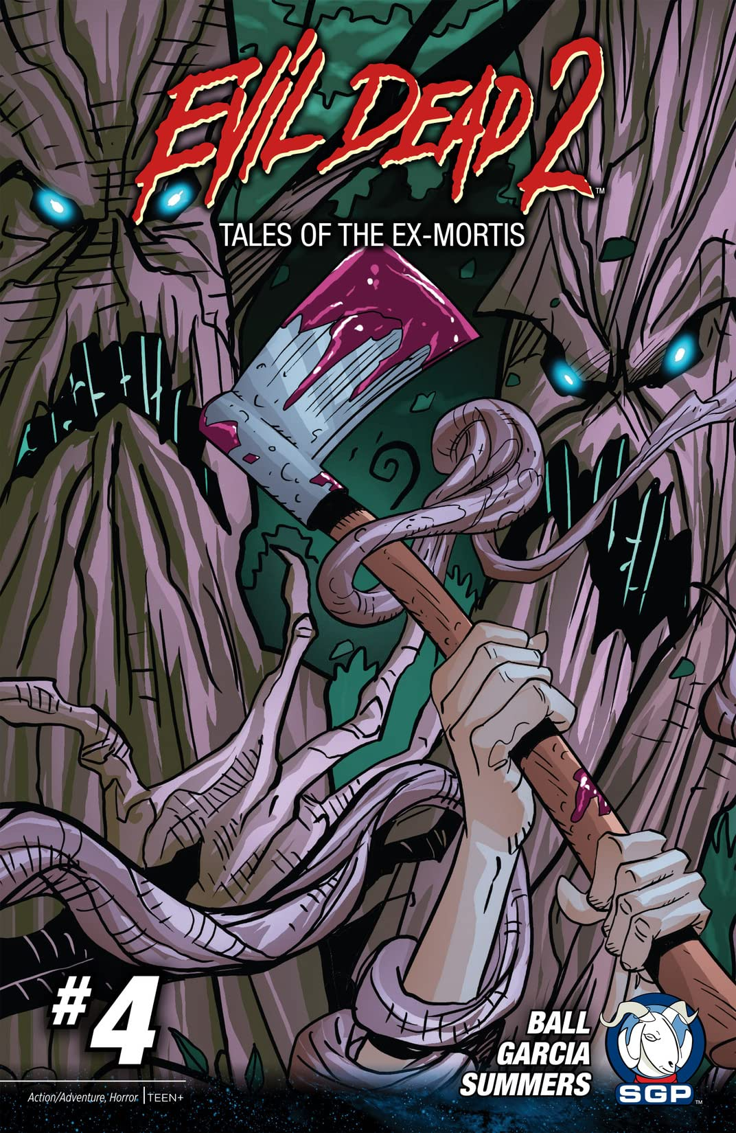 Evil Dead 2: Tales of the Ex-Mortis #4