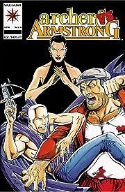 Archer & Armstrong (1992-1994) No.9