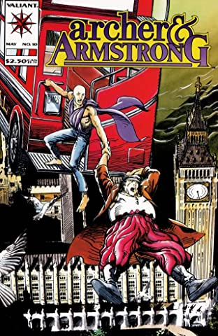 Archer & Armstrong (1992-1994) No.10