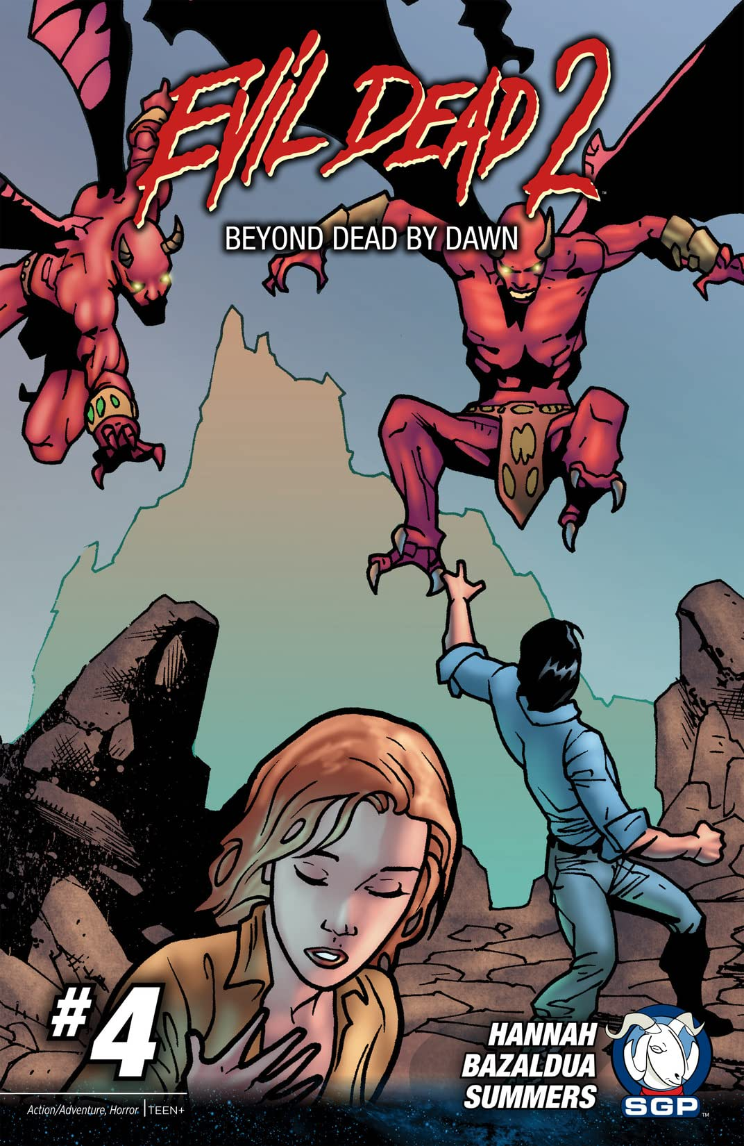 Evil Dead 2 #4