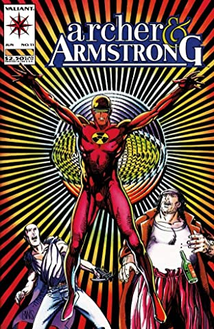 Archer & Armstrong (1992-1994) No.11