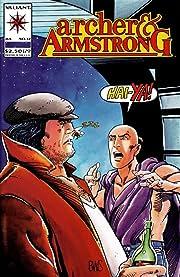 Archer & Armstrong (1992-1994) No.12