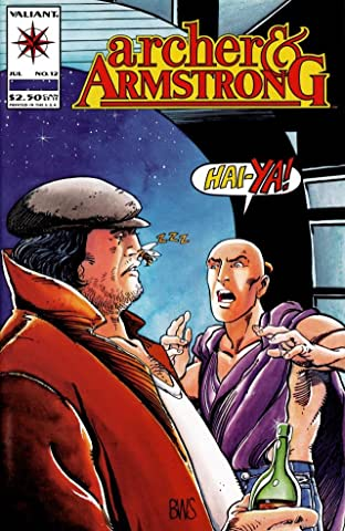 Archer & Armstrong (1992-1994) No.12
