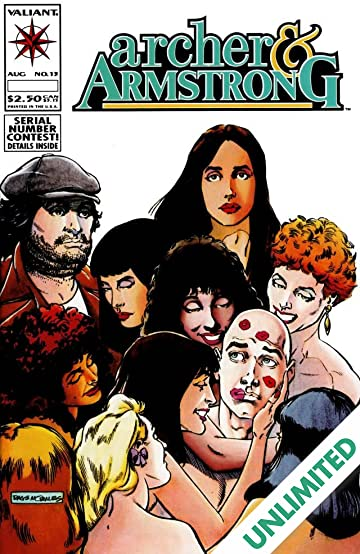 Archer & Armstrong (1992-1994) #13