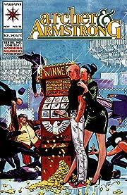 Archer & Armstrong (1992-1994) No.16