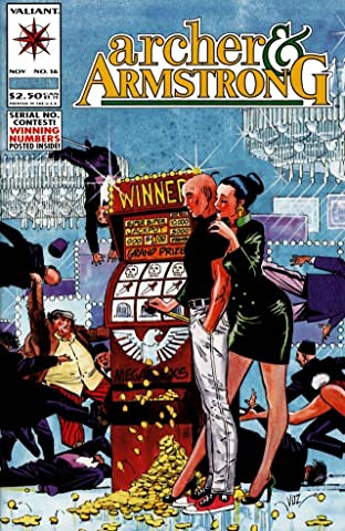Archer & Armstrong (1992-1994) No.16