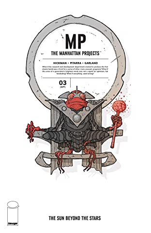 The Manhattan Projects: The Sun Beyond the Stars #3