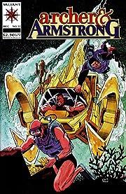 Archer & Armstrong (1992-1994) No.17