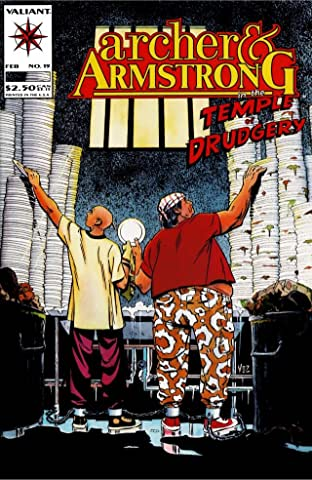 Archer & Armstrong (1992-1994) No.19