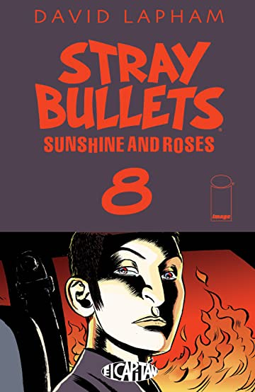 Stray Bullets: Sunshine & Roses #8