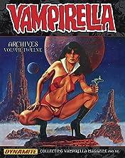 Vampirella Archives Vol. 12