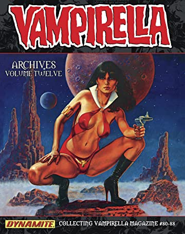 Vampirella Archives Vol. 12