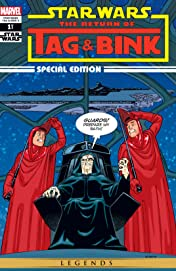 Star Wars: Tag & Bink II (2006) #1 (of 2)