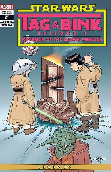 Star Wars: Tag & Bink II (2006) #2 (of 2)