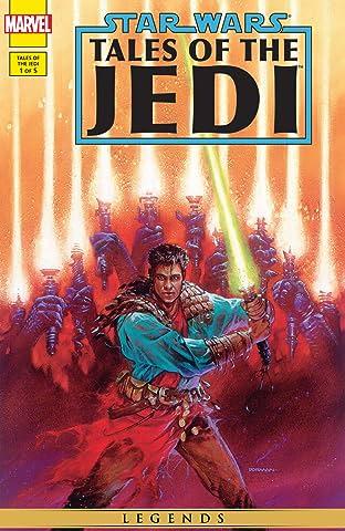 Star Wars: Tales of the Jedi (1993-1994) #1 (of 5)