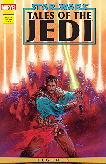 Star Wars: Tales of the Jedi (1993-1994) #1 (of 5)