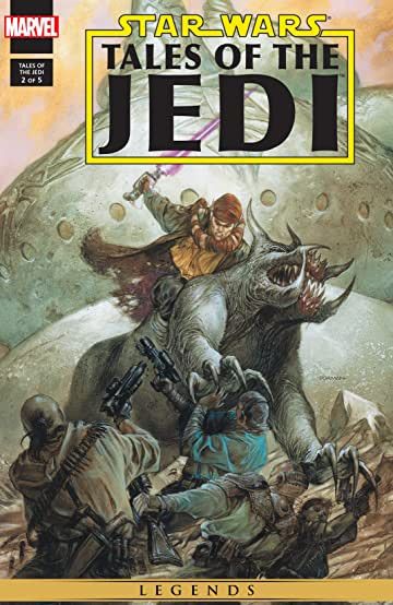 Star Wars: Tales of the Jedi (1993-1994) #2 (of 5)