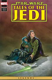 Star Wars: Tales of the Jedi (1993-1994) #3 (of 5)