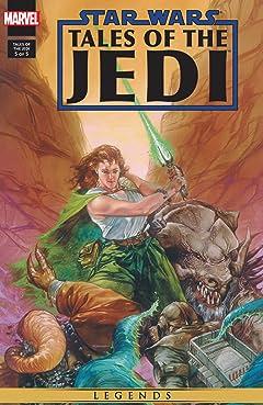 Star Wars: Tales of the Jedi (1993-1994) #5 (of 5)