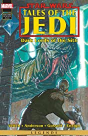 Star Wars: Tales of the Jedi - Dark Lords of the Sith (1994-1995) #4 (of 6)