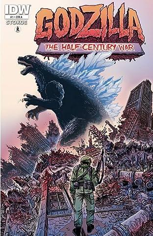 Godzilla Half Century War #1 (of 5)
