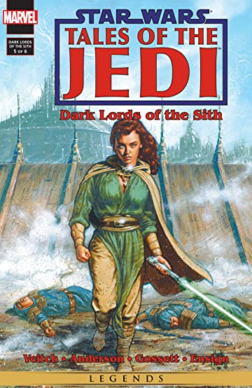 Star Wars: Tales of the Jedi - Dark Lords of the Sith (1994-1995) #5 (of 6)