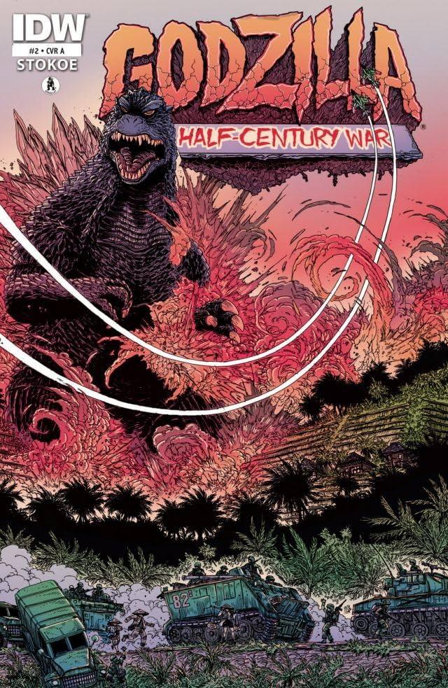 Godzilla Half Century War #2 (of 5)