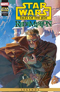 Star Wars: Tales of the Jedi - Redemption (1998) #1 (of 5)