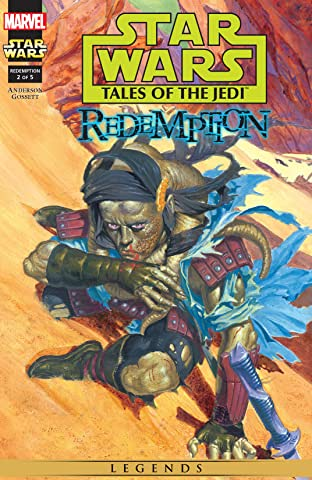 Star Wars: Tales of the Jedi - Redemption (1998) #2 (of 5)