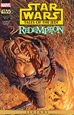 Star Wars: Tales of the Jedi - Redemption (1998) #4 (of 5)