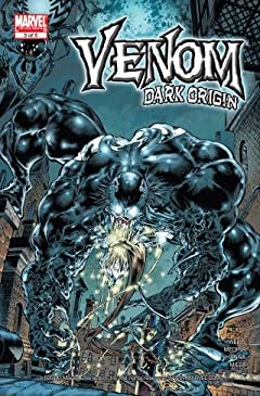 Venom: Dark Origin #3 (of 5)