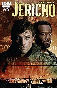 Jericho: Season 4 #1 (of 5)