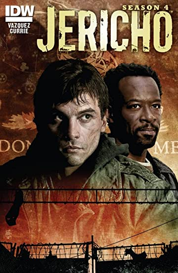 Jericho: Season 4 #1 (of 5)