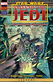 Star Wars: Tales of the Jedi - The Fall of the Sith Empire (1997) No.1 (sur 5)